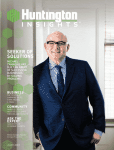 Huntington Bank Insights, Volume 5 Issue 3