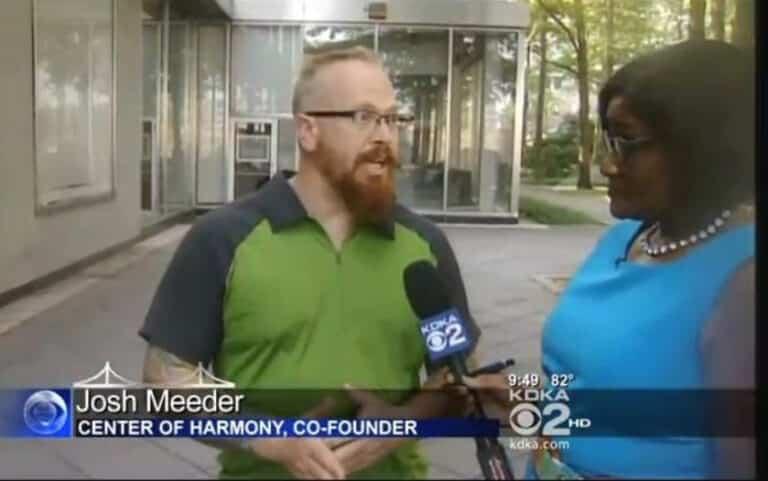 Josh Meeder Interviewed on Local News KDKA