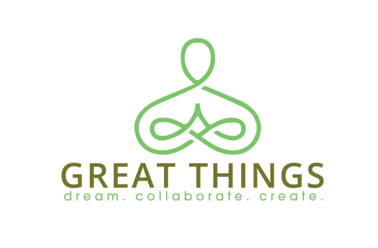 Great Things LLC Logo, rebranded in 2020
