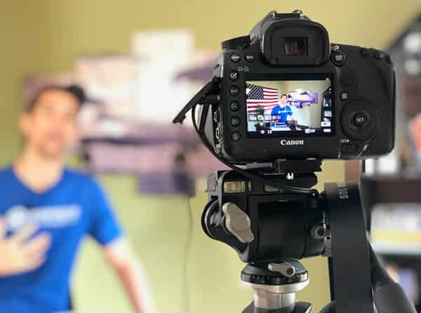 Video Production for Cotey Jordan
