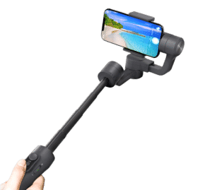 SMOVE stabilizer for. creating videos