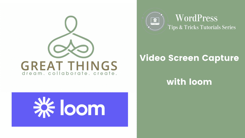 loom for online collaboration and video screen recording
