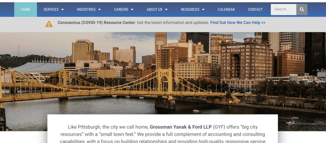GYF.com Site Designed by Great Things LLC